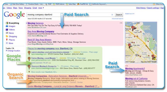 adwords seo management company services